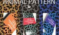 ANIMAL PATTERNシリーズ発売。