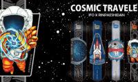 輪派絵師団が手掛ける新作デッキ「COSMIC TRAVELER」シリーズが発売