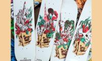 IFO SKATEBOARD × VK DESIGN 「 Releasing Party & BEST TRICK CONTEST 」