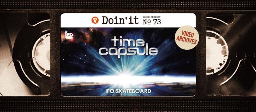 「Time Capsule」がVHSMAGにて独占HD公開!